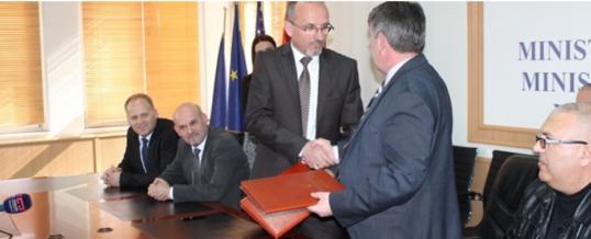 MSh dhe FSShK nënshkruajnë Kontratë Kolektive Sektoriale