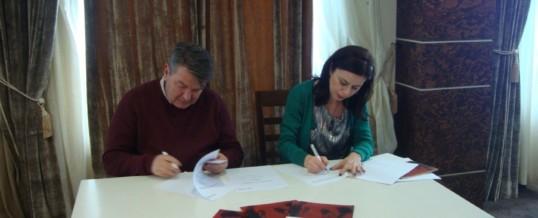 Nënshkimi i marrëveshjeve të bashkëpunimit me partnerët e KOSANA 2017-2020