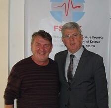 Takimi me Kryetarin e BSPK-së z. Avni Ajdini