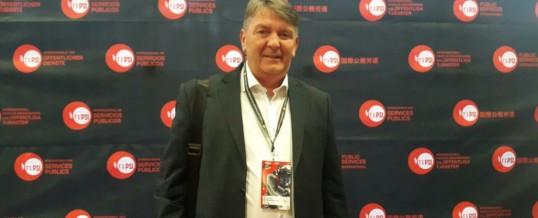 Kryetari i FSSHK-së Dr. Blerim Syla merr pjesë në Kongresin e 30-të  PSI-së në Gjenevë të Zvicrës