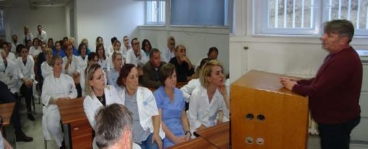 Arrihet  të anëtarësohen  mbi 128 punëtorë shëndetësor  të QKSUK dhe zgjidhet strukturat udhëheqëse të Sindikatës në QKSUK.