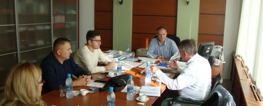 Takim mes FSSHK-së, Përfaqësuesit te OMK dhe Kryetarit te Komisionit për Administratë Publike, Qeverisje Lokale dhe Media