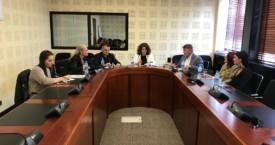 FSSHK takohet me Kryetaren e Grupit te Grave Deputete