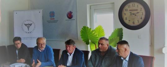 Marrëveshje ndërmjet FSSHK-së dhe OMK-së: Luftë e përbashkët për mbrojtjen e dinjitetit