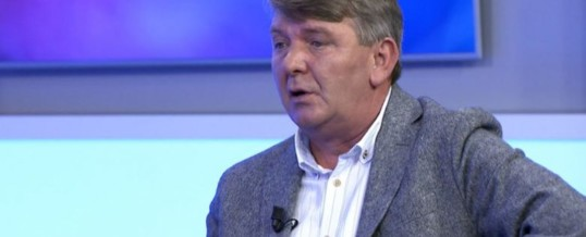 """Intervista e Kryetarit të FSSHK-së Dr.Blerim Syla me temë"""" Reformat e Sektorit të Shëndetësisë"""" në Lajmet të TV-21"""