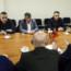 Delegacioni i FSSHK-ë takohet me Kryetarin dhe Komitetin për Shëndetësi te Levizjes Vetëvendosje