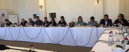 """Kryetari i FSSHK-së Dr. Blerim Syla merrë pjesë ne Konferencë me temë """"Çfarë shteti të mirëqenies dëshirojmë? Sfidat dhe Mundësitë ne Kosovë"""" e organizuar nga IKS dhe FES"""
