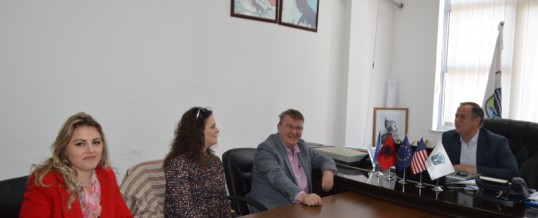 Takim me Kryetarin e Komunës së Malishevës