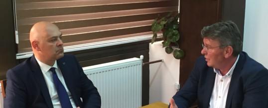 Takim me Kryetarin e Komunës së Gjakovës