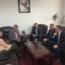 Takim me Kryetarin e Komunës së Skenderajt