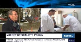 RTK AKTUAL – KOSOVËS PO I PLAKET STAFI MJEKËSOR 10.02.2020