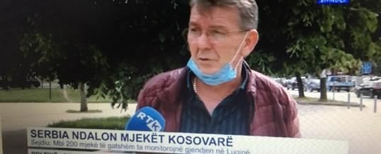 Intervista e Kryetarit të Federatës së Sindikatave të Shëndetësisë së Kosovës Dr.Blerim Syla nëEmisionin e Lajmeve Qendrore në RTK-ë ku pjesëmarrës ishin edhe kryetari i Odës së Mjekëve Dr. Pleurat Sejdiu, Kryeministri në detyrë Zt.Albin Kurti dhe Ambasada e SHBA-së në Kosovë me temë Serbia ndalon mjekët Kosovarë.