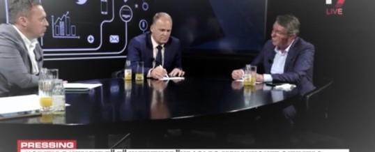 Pressing, Dr.Blerim Syla, Dr.Valbon Krasniqi, Gentian Hasani 17.06.2020