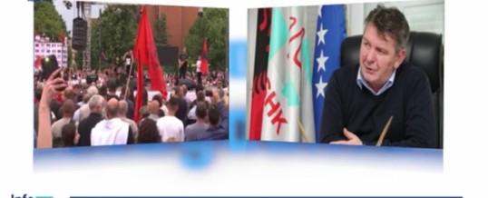 Info Magazine -Intervista e Kryetarit të FSSHK-së Dr.Blerim Syla