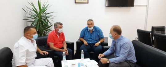 FSSHK dhe ShSKUK diskutojnë për zbatim të vendimit të Qeverisë