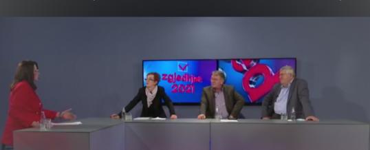 Intervista e Kryetarit të Federatës së Sindikatave të Shëndetësisë së Kosovës Dr.Blerim Syla të dhënë  në TV Syri Vision me temë Diskutim me panelistë- Shëndetësia dhe Mirëqenia social