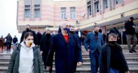 Intervista e Kryetarit te FSSHK-së Dr.Blerim Syla të dhënë RTK në emisionin Në Vëzhgim me temë Vaksinat në Kosovë